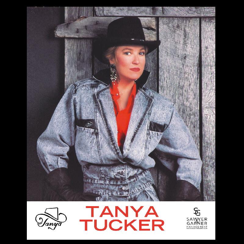Tany Tucker Denim Jacket 8x10