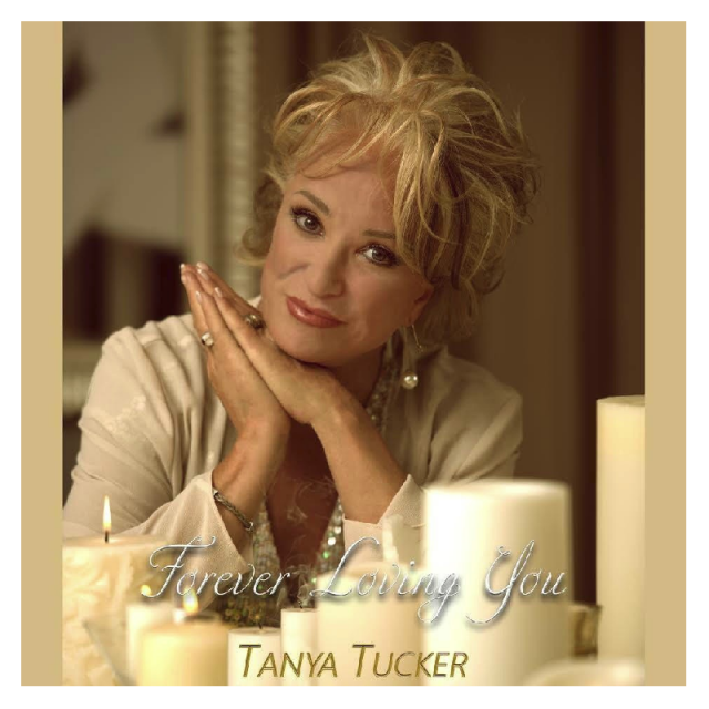Tanya Tucker Single- Forever Loving You