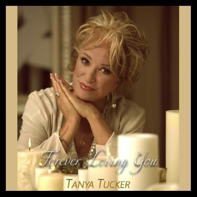 Tanya Tucker Single- Forever Loving You